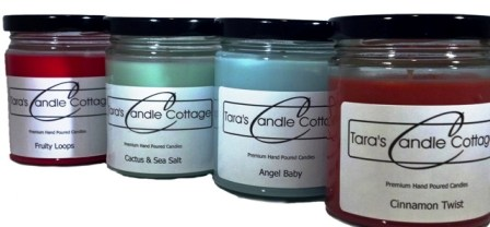 8 oz Jar Candle of the Month Club-