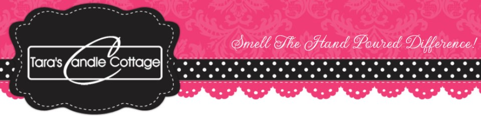Tara's Candle Cottage Banner