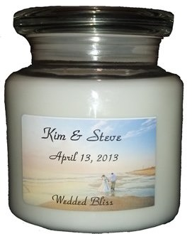Custom Wedding Jar